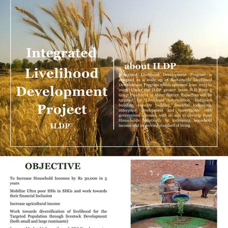 Integrated Livelihood Development Project (ILDP)