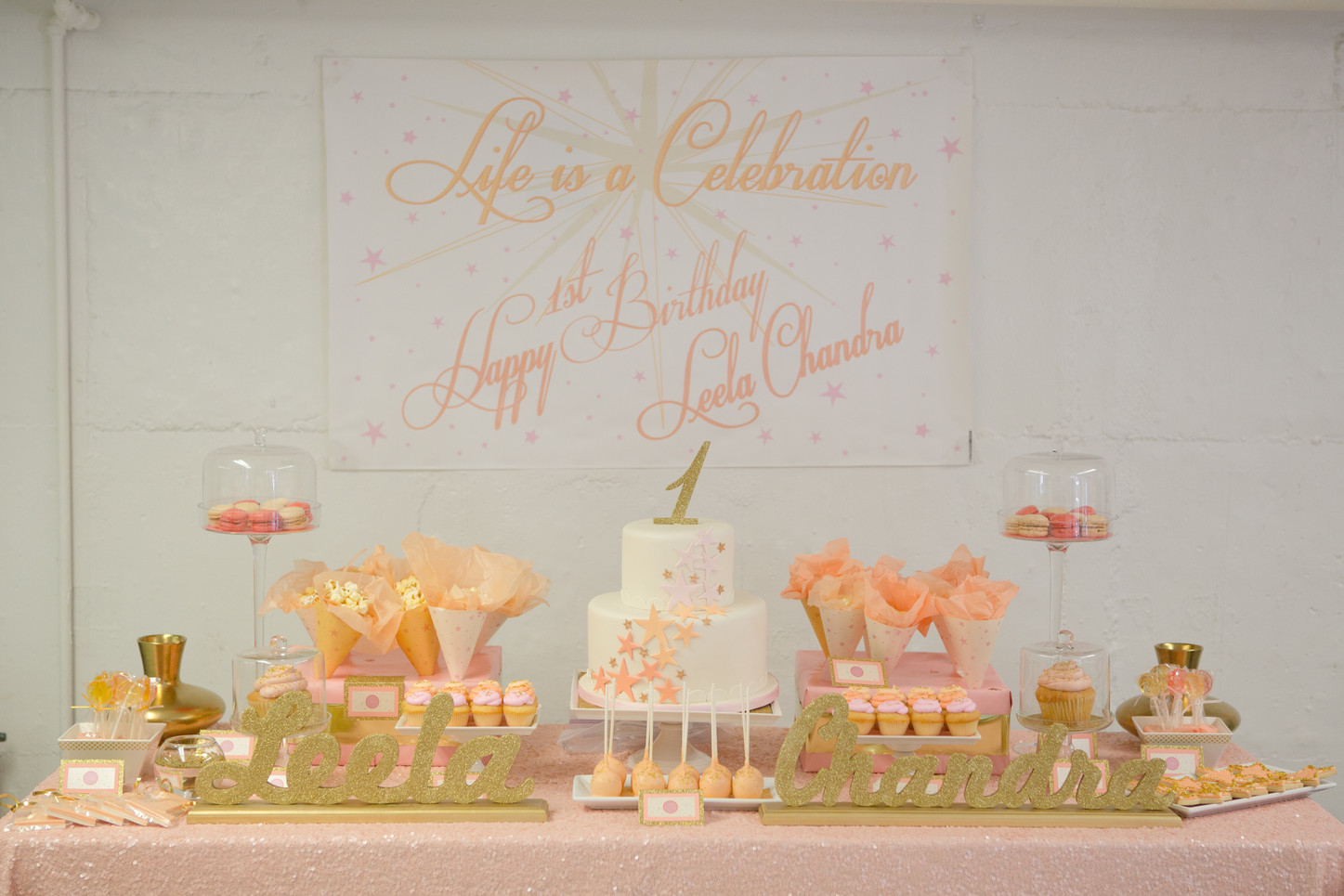 Life is a Celebration | 1st Birthday
