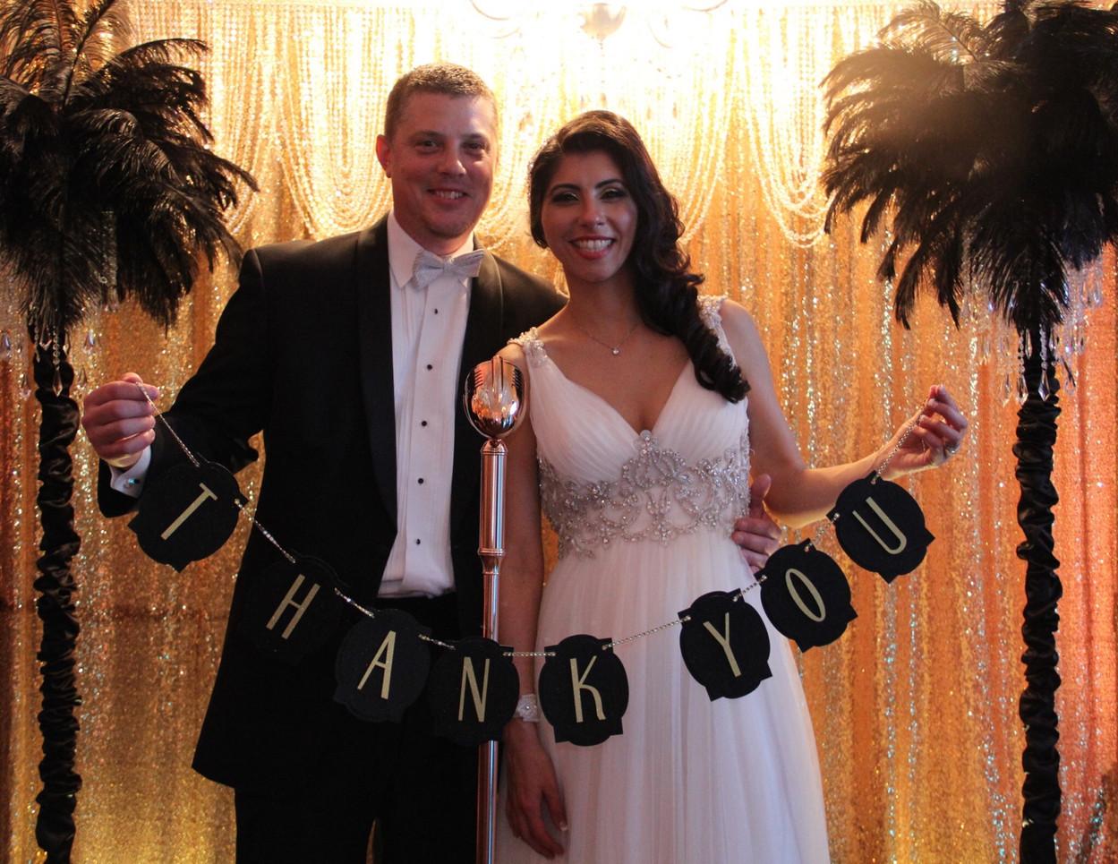 Gatsby Wedding II