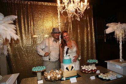 Gatsby Wedding I