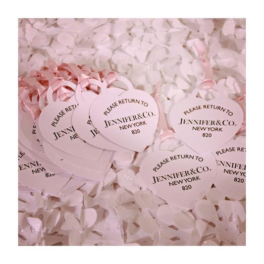 Jennifer & Co.   Bridal Shower