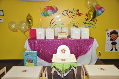 POP STAR   1st Birthday
