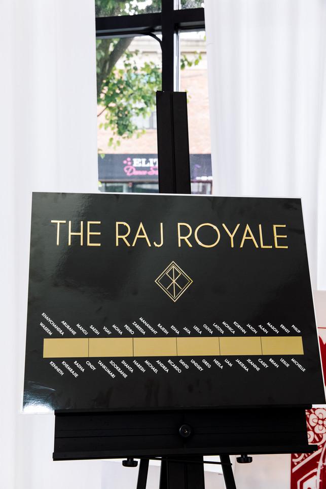 The Raj Royale | 40th Birthday