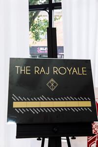 The Raj Royale   40th Birthday