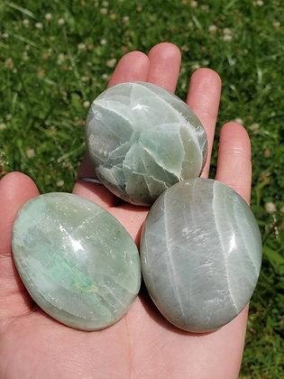 Piedra Luna Verde Grande