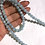 Thumbnail: Collar elastico de Aguamarina