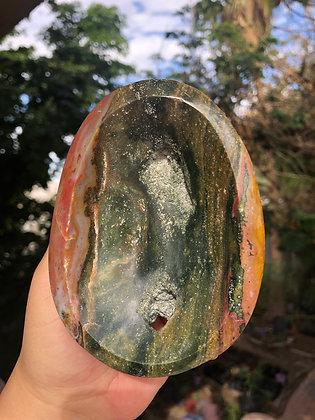 Jaspe Unakita bowl