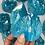 Thumbnail: Aqua Aura Cuarzo Clusters