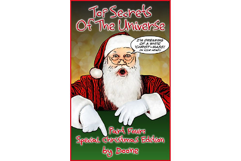 TOP SECRETS OF THE UNIVERSE PART 4: SPECIAL CHRISTMAS EDITION