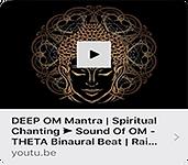 DEEP OM Mentra Sound Of OM Binaural Beat