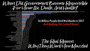 WHEN DID GOVERNMENT BECOME RESPONSIBLE FOR YOUR LIFE, DEATH, AND HEALTH?