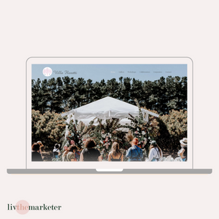Liv the Marketer work