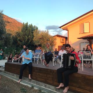 Concerti in Giardino n. 3