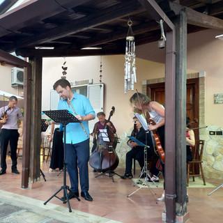 Concerti in Giardino n. 5