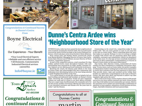 Lynch Salads Stockist Awarded 'Neighbourhood Store of the Year'
