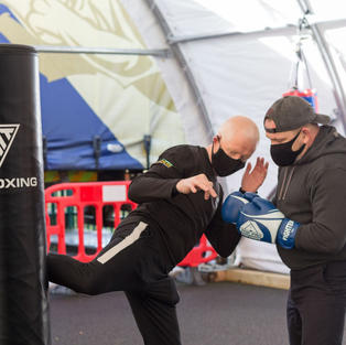 Adult Kick-Boxing Classes