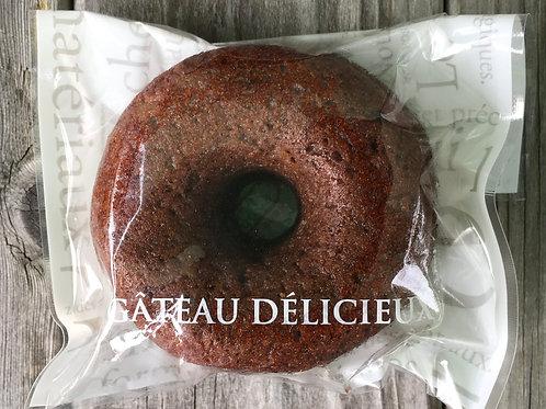 おから焼きドーナツ(カカオ)