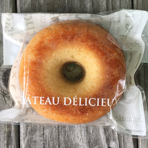 おから焼きドーナツ(プレーン)