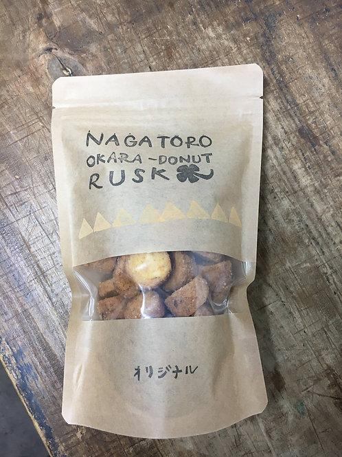 おからドーナツラスク(オリジナル)