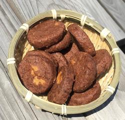 無添加おからクッキー(カカオ、くるみ)