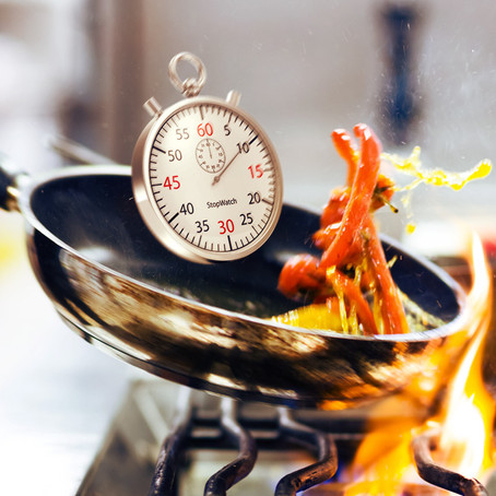 3 Tips to Save Time Cooking This Year