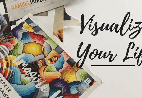 Craft Your Vision Using Vision Boarding