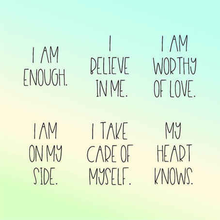 More Joy with Affirmations