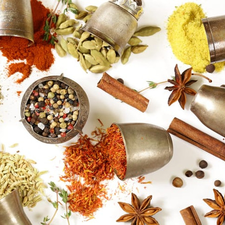 Immune Boosting Spices