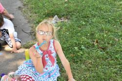 Bubbles fun!