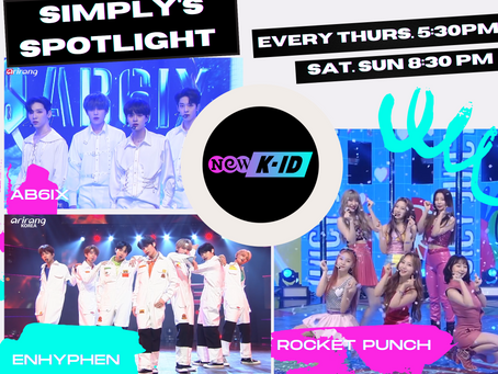 Keep up with the latest in K-POP with new Arirang TV shows on NEW K.ID