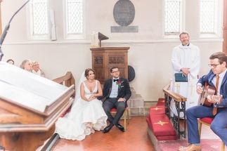 Bride and Groom Cheshire wedding