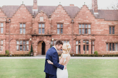 Wrebury Hall Cheshire Wedding