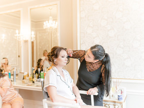 A chat with Cheshire makeup artist Yasmin, from Honeyblush.