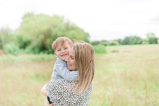 Oxfordshire family photoshoot