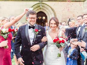 Rachael & Rhys // Tilstone House, Cheshire Wedding.