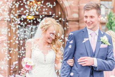 Wrenbury Hall, Cheshire wedding