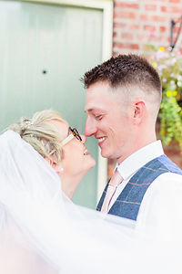 Cheshire Wedding Couple Sophie Siddons Photography