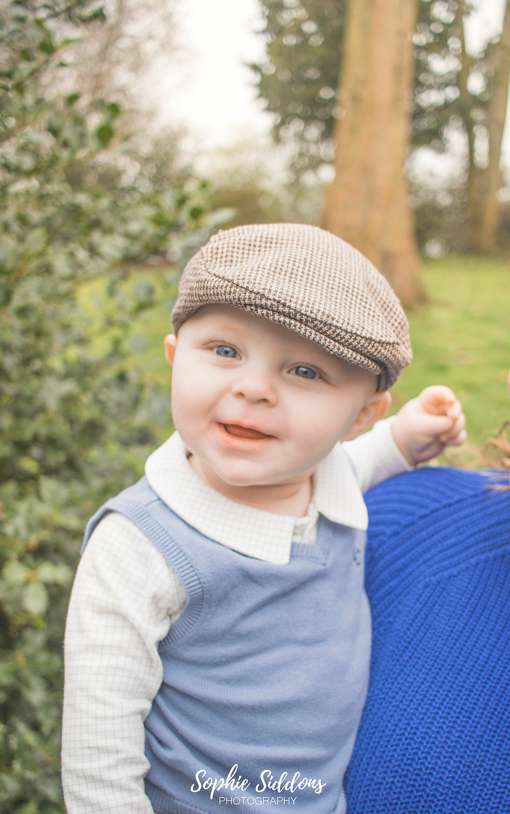 Queens park family photo shoot