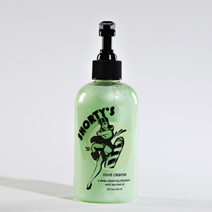 Mint Cleanse Shampoo 8oz
