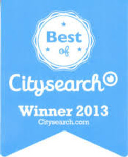 Citysearch Best Barber Shop Award