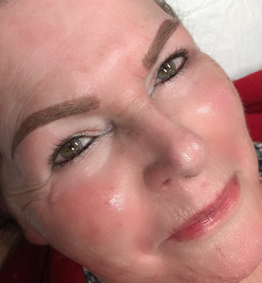 Healed Ombré Brows