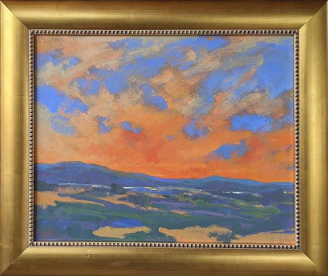 Southwest Sunset 16 x 20
