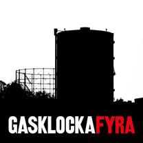 Gasklocka Fyra