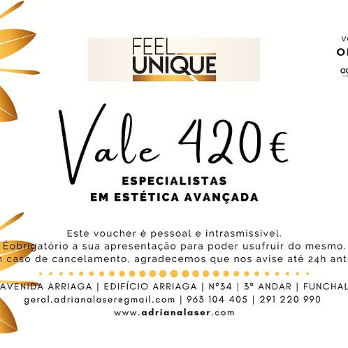 Gift Voucher 420€