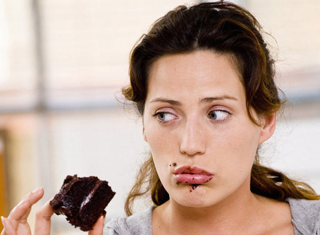 Emotional eating, can meditation help?