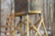 Deer Box Stand