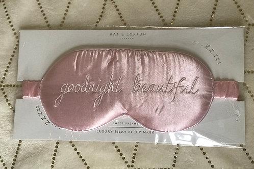 Goodnight Beautiful Eye Mask