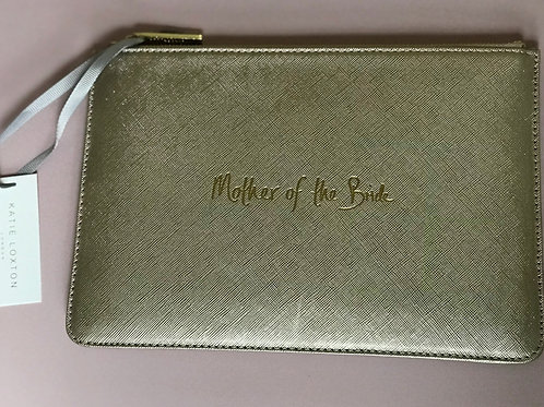 Perfect Bridal Pouches - 'Mother of the Bride'