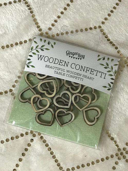 Wooden Confetti