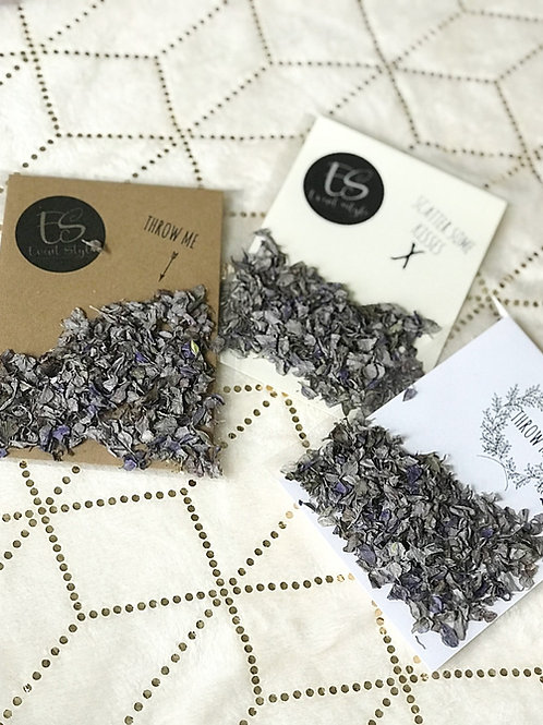 Personalised Confetti 40 Packs